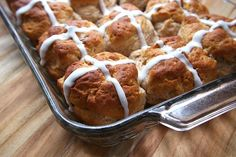 Hot Cross Buns (Glut