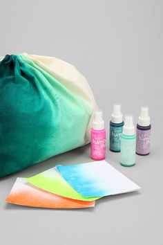 DIY Tumble Dye