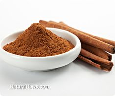 Health benefits of cinnamon and ginger