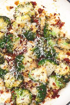 (Italy) Broccoli with Sun-Dried Tomatoes and Chillies