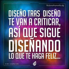 #diseña lo que te haga #feliz ✌☝