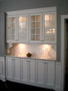 Dining Room Built Ins Design, Pictures, Remodel, Decor and Ideas - page 7