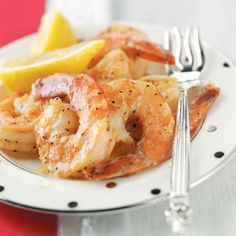 Simple Shrimp Scampi Recipe from Taste of Home -- shared by Lisa Boehm of Deepwater, Missouri
