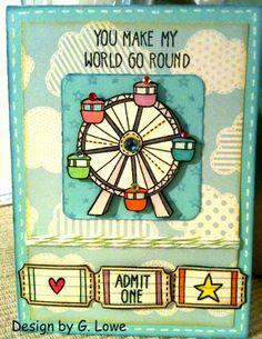 CUTE! homemade card