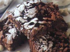 Brownies con tres chocolates | Recetas María Laura D'Aloisio | Utilisima.com