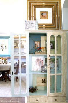 decorating with photos  | the handmade home