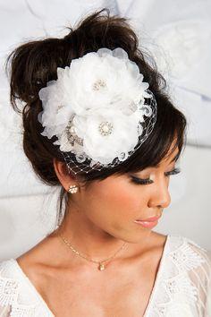 Wedding hair peices