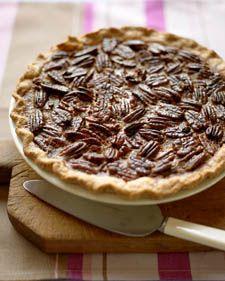Martha Stewart Pecan Pie
