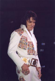 December 29 1976   8:30 pm Show Elvis Presley Birmingham, Alabama