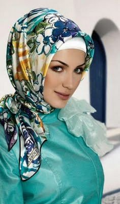 http://abayatrade.com muslim fashion magazine  Hijab Styles For Round Faces | Hijab Styles