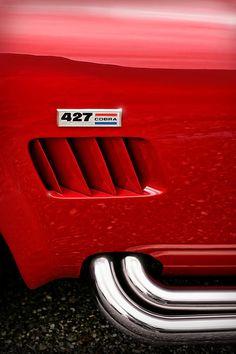 427 Ford Cobra - By Gordon Dean II