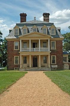 Shirley Plantation is located in Charles City, Virginia, which is between Richmond and Williamsburg.  Established in 1613, Shirley Plantation is the oldest plantation in Virginia. The home and plantation has been operated by and lived in by 11 generations of the same family.