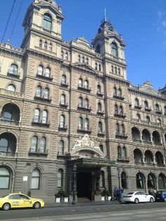 The Hotel Windsor #Melbourne #Australia