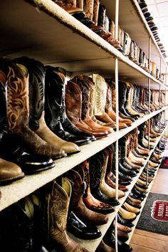Cowboy Boots.