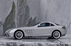 Mercedes-Benz SLR McLaren, Something about this car is so sexy!