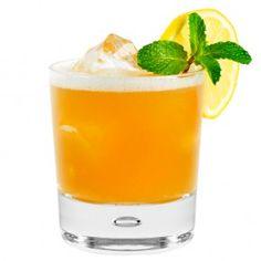 Shamrock Sour Cocktail Recipe | Liquor.com