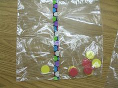 Addition and Subtraction/Making Different Number Combos