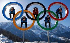 Sochi Winter Olympics 2014 mountain background, revolut, olymp ring, sochi winter, winter olympics 2014, olymp sochi, olymp 2014, beauti mountain, 2014 olymp