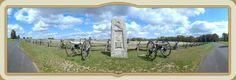 Civil War - Gettysburg Virtual Tour