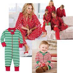 Matching Christmas Pajamas Tradition