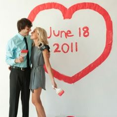 Save the Date -- so cute :)