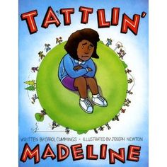 """Great book to teach the difference between """"reporting"""" and """"tattling"""""""