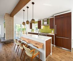 Retro Home by Sarah Gallop Design