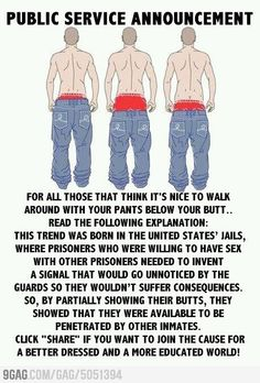 PSA for baggy pants