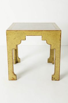 Darling end table