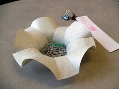 New Paperclip Holder by oschene, via Flickr