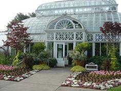 Conservatory Volunteer Park