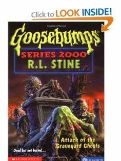 Attack of the Graveyard Ghouls (Goosebumps Series 2000) by R. L. Stine. $0.01. Series - Goosebumps Series 2000 (Book 11) | Lexile Measure: . Publisher: Apple (November 1998). Author: R. L. Stine. Publication: November 1998