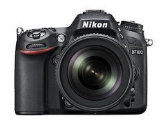 Nikon D7100 vs. Nikon D7000 specifications comparison