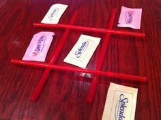 10 restaurant waiting games for kids tic tac toe