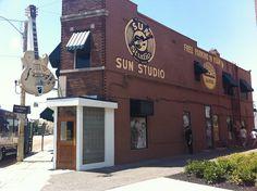 Sun Studio - Memphis, TN