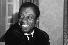 Social and political activist, novelist and playwright, James Baldwin