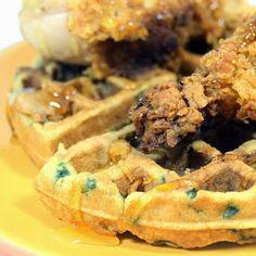 Cornbread Waffles on Pinterest | Waffle Maker Recipes, Waffle Iron Re ...