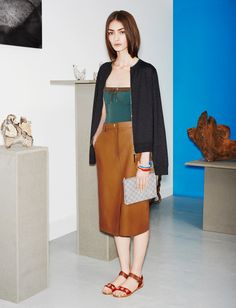 louis vuitton ss14 icones fashion collection | influenced by charlotte perriand