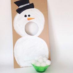 Snowman game!!