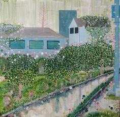 Painting by Yukari Kaihori