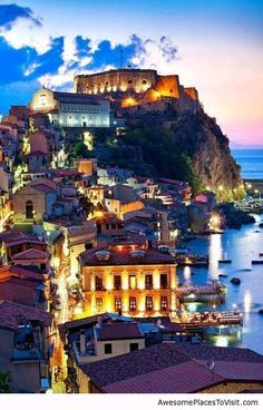 Calabria, Southern Italy