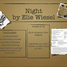 critical lens essay night by elie wiesel Two works of literature that agree with the critical lens are the novel, to kill a mockingbird, written by harper lee and the memoir, night, by elie wiesel atticus finch and elie wiesel both demonstrate heroic actions unintentionally.