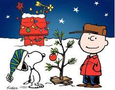 Snoopy and Charlie Brown Christmas!