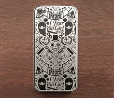 Discovery Or Death i-phone Case