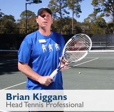 How to hit lobbers from the Palmetto Dunes Tennis Center, Hilton Head #tennis instruction