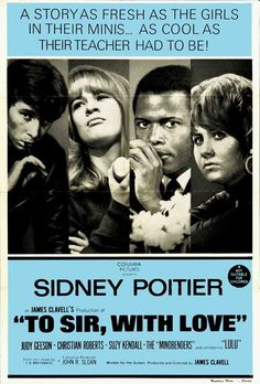 ✔To Sir, With Love (1967)
