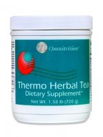 Thermo Herbal Tea - Drink it hot or cold; burn stored body fat for 1 hour!  How EASY is that?
