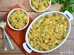 Cajun Potato Salad - Budget Bytes