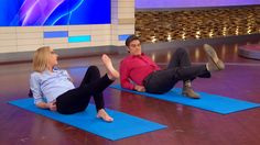 Relieve Your Knee Pain Without Surgery, Pt 2  Experts are predicting the number of meniscus tear surgeries will soon decline thanks to an even more effective solution: physical therapy. Dr. Oz shows you the three exercises you can do to keep your knees strong.
