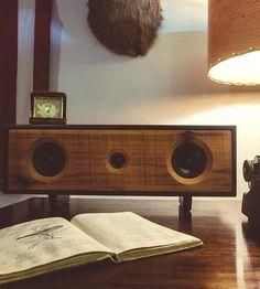 Elder Redwood Speaker
